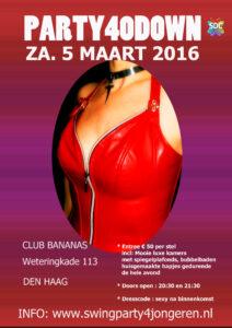 Poster SDC 5 maart